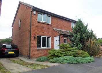 2 Bedrooms Semi-detached house to rent in Bishopdale Close, Long Eaton NG10