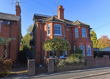 Thumbnail 3 bed semi-detached house for sale in New Road, Blackwater, Camberley