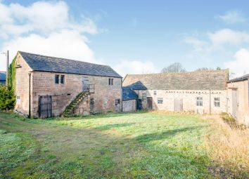 Thumbnail 4 bed farmhouse for sale in Dethick, Matlock