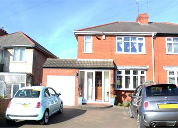 Thumbnail 2 bed semi-detached house for sale in Himley Road, Gornal Wood, Dudley, West Midlands