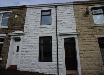 Thumbnail 2 bed terraced house to rent in Commercial Road, Great Harwood