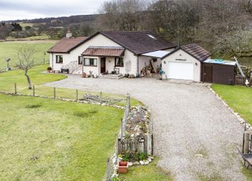 Thumbnail 4 bed detached house for sale in Inverglen, Kirkmichael, Blairgowrie