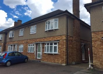 Thumbnail 2 bedroom maisonette to rent in Station Road, Gidea Park