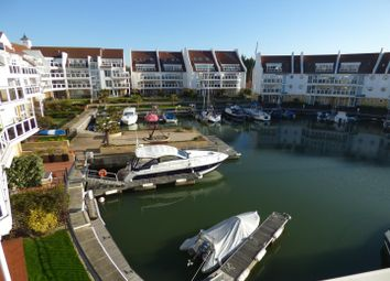 Thumbnail 3 bed flat for sale in Lake Avenue, Hamworthy, Poole