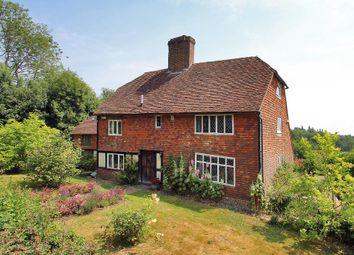 Thumbnail 5 bed detached house for sale in Maypole Lane, Goudhurst, Kent