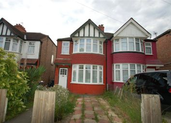 Thumbnail 3 bed semi-detached house to rent in Lancelot Crescent, Wembley