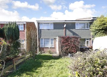 Thumbnail 2 bed end terrace house for sale in Rushdean Road, Strood, Rochester