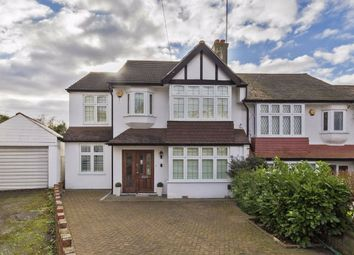 5 bed semi-detached house for sale in Norbury Cross, London SW16