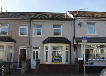 Thumbnail 4 bed terraced house to rent in Oxford Street, Treforest, Pontypridd