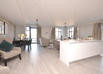 Thumbnail 2 bed flat for sale in Dollis Park, Church End, London