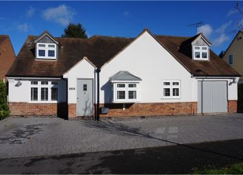 Thumbnail 4 bed detached house for sale in Boyslade Road East, Burbage