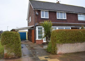 Thumbnail 3 bed semi-detached house for sale in Woodvale Road, Ainsdale