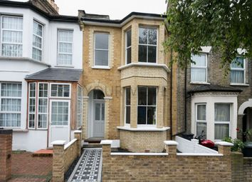 Thumbnail 5 bedroom terraced house for sale in Mornington Road, Leytonstone, London