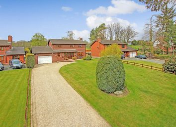 Thumbnail 4 bed detached house for sale in Llanyre, Llandrindod Wells