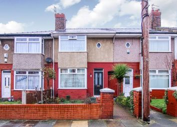 Thumbnail 3 bed terraced house for sale in Field Avenue, Litherland, Liverpool, Merseyside
