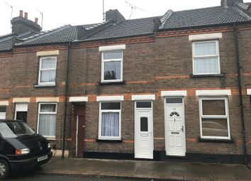 Thumbnail 2 bedroom terraced house for sale in Strathmore Avenue, Luton