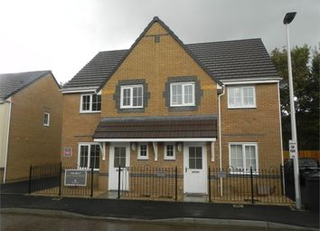 Thumbnail 3 bed semi-detached house to rent in Cae Morfa, Skewen, Neath, West Glamorgan