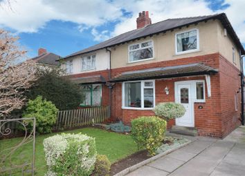 Thumbnail 3 bed semi-detached house for sale in Broadway, Horsforth, Leeds