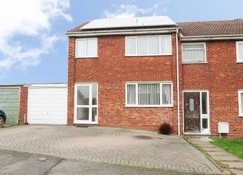 3 bed semi-detached house for sale in Somerville Road, Worcester WR4