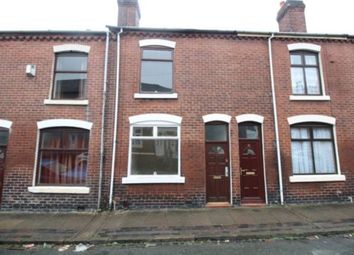 Thumbnail 2 bed terraced house for sale in Leonard Street, Stoke-On-Trent