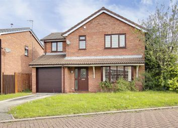 Thumbnail 4 bed detached house to rent in Hatfield Drive, West Bridgford, Nottingham