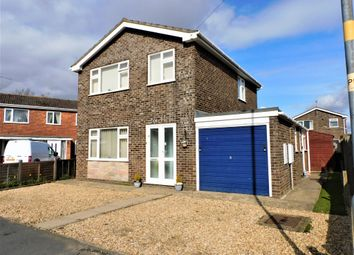 Thumbnail 3 bed detached house for sale in College Close, Holbeach, Spalding