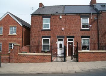 Thumbnail 3 bed end terrace house to rent in High Street, Grimethorpe, Barnsley