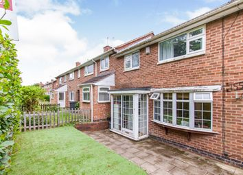 Thumbnail 3 bed terraced house for sale in Keyham Lane, Leicester