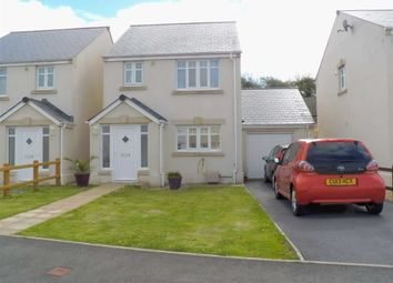 Thumbnail 3 bed detached house for sale in Moors Road, Johnston, Haverfordwest