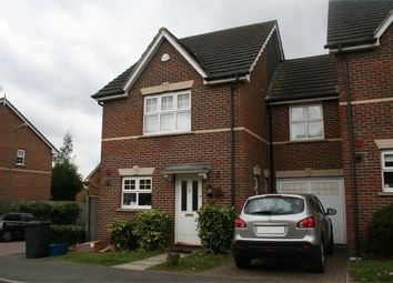 Thumbnail 3 bed end terrace house for sale in Colenso Drive, Mill Hill, London