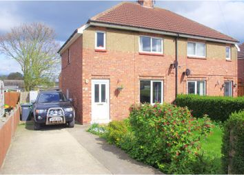 Thumbnail 3 bed semi-detached house for sale in Southend Terrace, Bedale