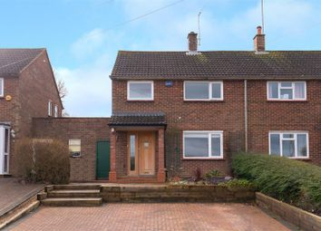 Thumbnail 3 bed semi-detached house for sale in Molescroft, Harpenden