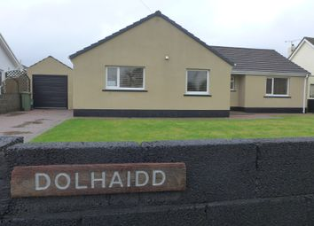 Thumbnail 4 bed detached bungalow for sale in Hayscastle, Haverfordwest