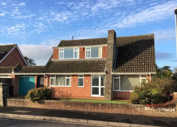 Thumbnail 3 bed detached house for sale in Woodlands Drive, Ruishton, Taunton, Somerset
