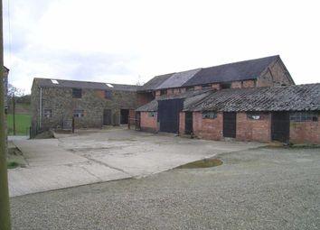 Thumbnail Property for sale in Cwm Farm Buildings, Meifod, Powys