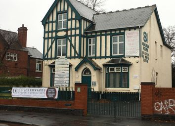 Thumbnail 12 bed detached house to rent in Birmingham Road, West Bromwich
