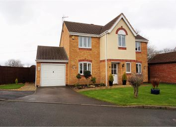 Thumbnail 4 bed detached house for sale in Annies Close, Hucknall, Nottingham