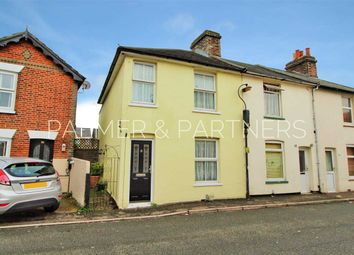 Thumbnail 2 bed end terrace house for sale in Artillery Street, New Town, Colchester