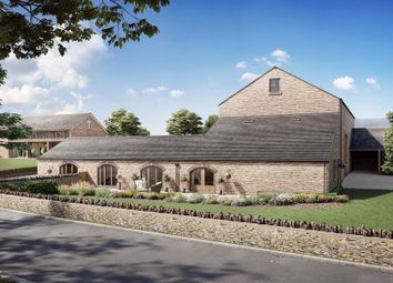 Thumbnail 3 bed link-detached house for sale in The Old Milking Parlour, Dowmans Farm, Coberley Road, Cheltenham