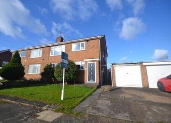 Thumbnail 2 bed maisonette to rent in Brampton Drive, Stapleford, Nottingham