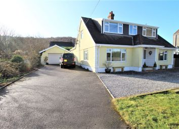 Thumbnail 5 bed bungalow for sale in West End, Swansea