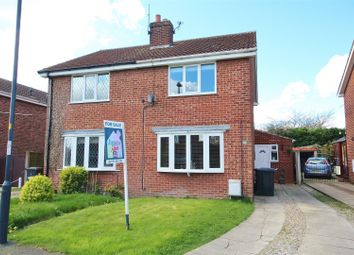 Thumbnail 3 bed semi-detached house for sale in Sycamore Road, Barlby, Selby