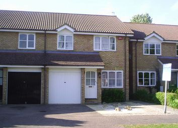 Thumbnail 3 bed semi-detached house to rent in Anxey Way, Haddenham, Aylesbury