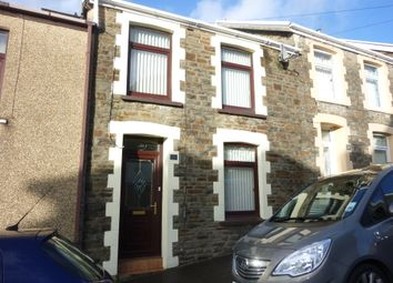 Thumbnail 2 bed town house to rent in Albany Road, Pontycymer, Bridgend