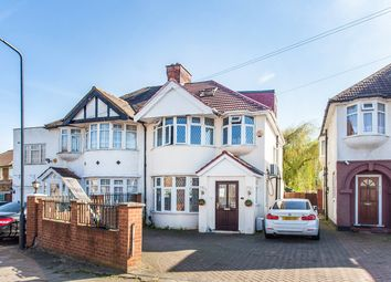Thumbnail 5 bed semi-detached house for sale in Chestnut Grove, Wembley