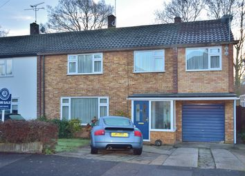 Thumbnail 4 bed semi-detached house for sale in Hunter Avenue, Shenfield, Brentwood