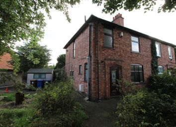 Thumbnail 4 bed semi-detached house to rent in Longmead Road, Horninglow, Burton-On-Trent