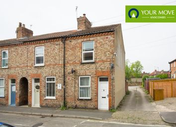 Thumbnail 2 bed terraced house for sale in Hawthorn Street, York
