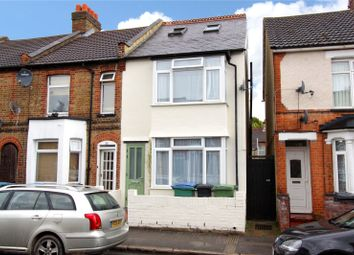 Thumbnail 3 bedroom end terrace house for sale in Harwoods Road, Watford
