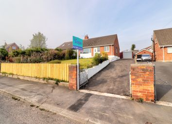 Thumbnail 3 bedroom semi-detached bungalow for sale in Glenford Road, Newtownards